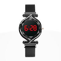 خرید ساعت مچی نگین دار زنانه